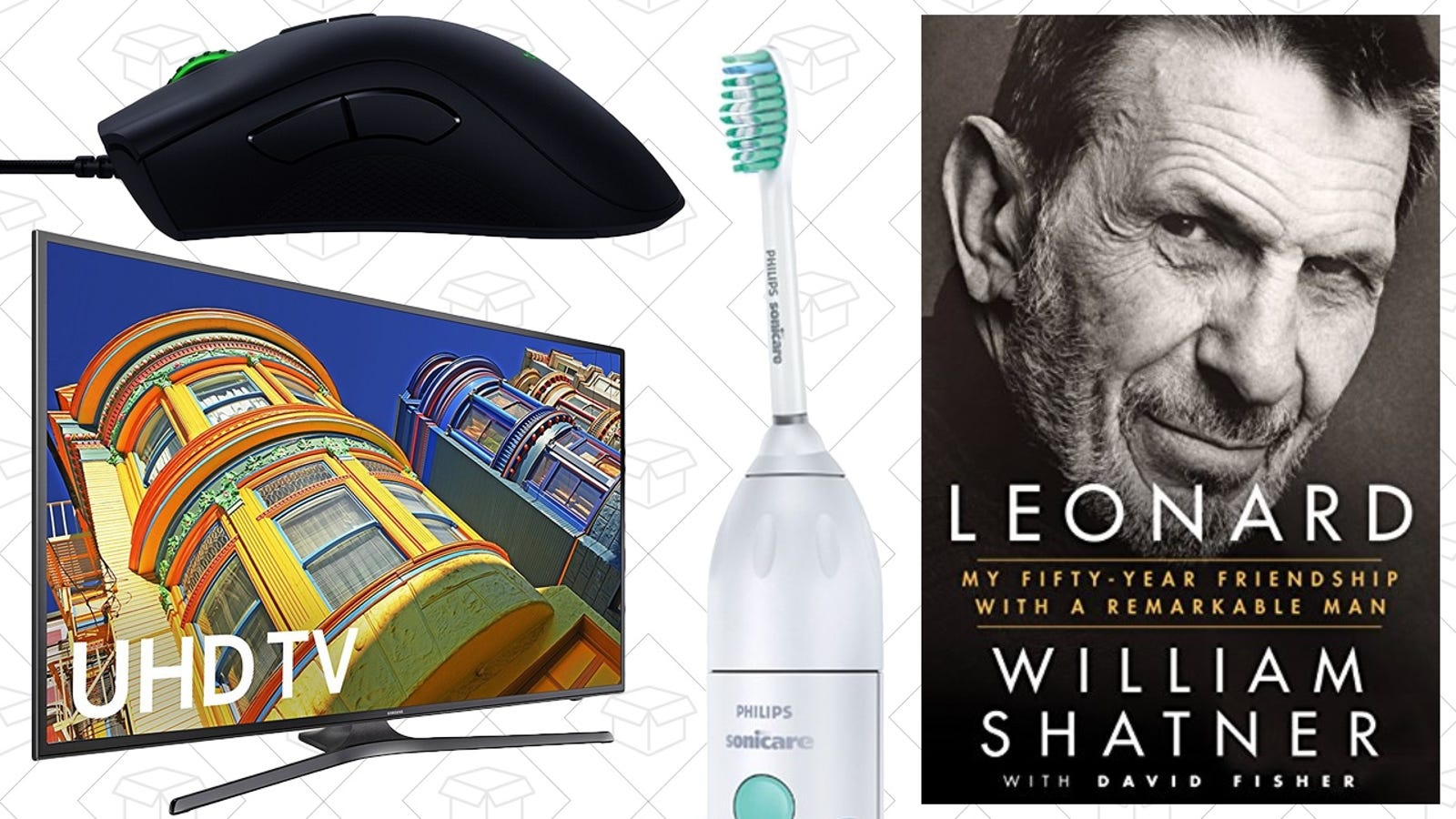 Todays best deals 4k samsung kindle ebooks 20 sonicare and more fandeluxe Choice Image
