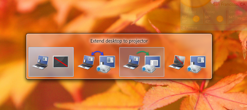 Illustration for article titled Win 7 Tip: Adding Extra Monitors Is So Easy a Caveman Could Do It