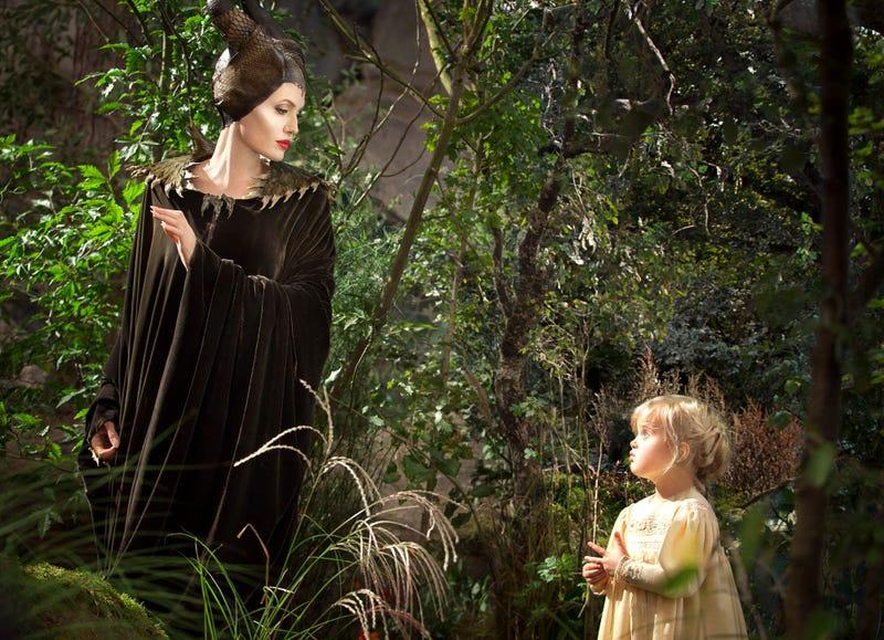 Illustration for article titled Maleficent: Mending Women's Relationships, Leaving a Gaping Gender Gap