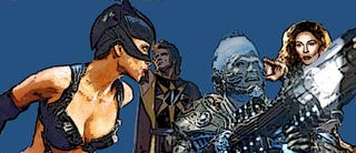 Illustration for article titled The Worst Superhero Movies Of All Time. Really.