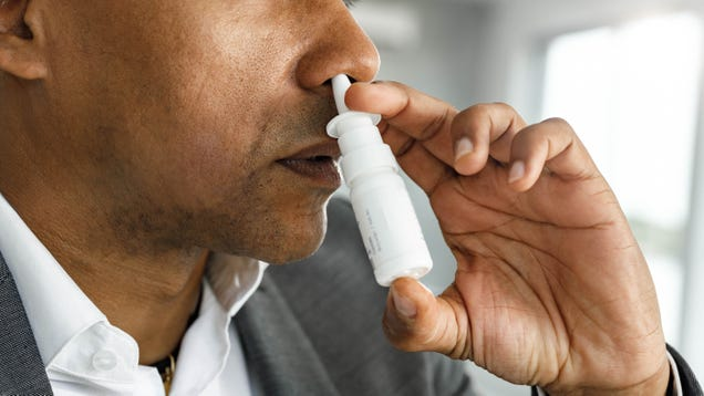 A Nasal Spray for the Common Cold Is Closer to Reality