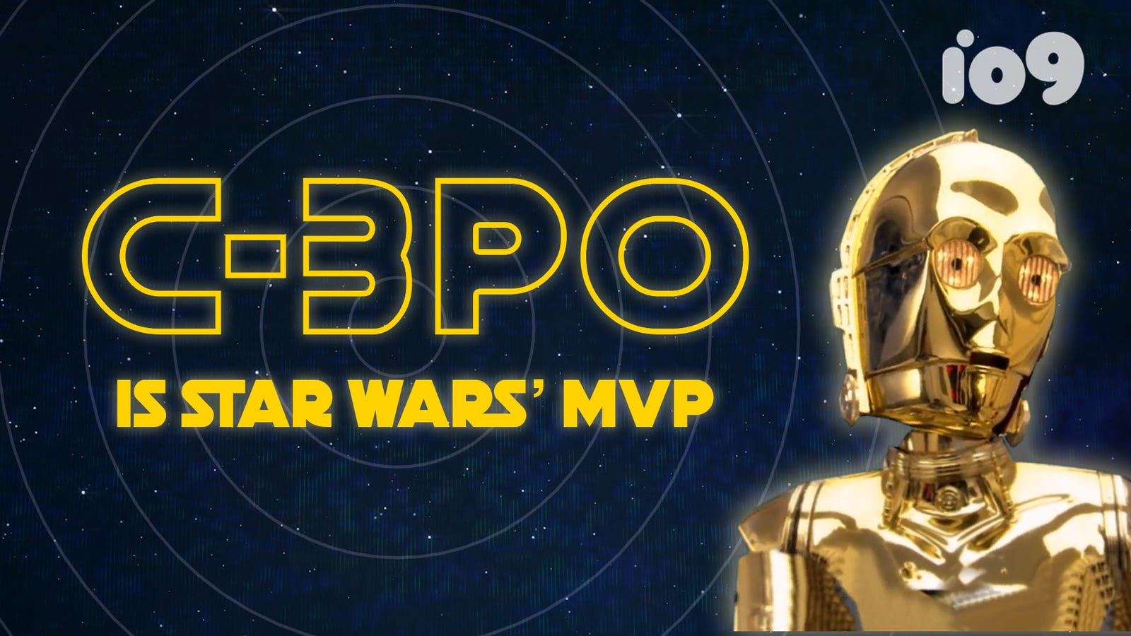 This Theory Shows Why C-3PO Is the Secret Hero of Star Wars