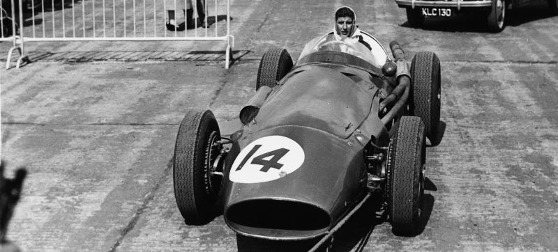 Illustration for article titled F1's First Woman Driver Dies At 89
