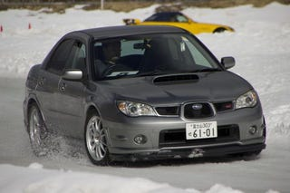 Illustration for article titled Fun2Drive Winter Jam: Ice Driving Japan-style
