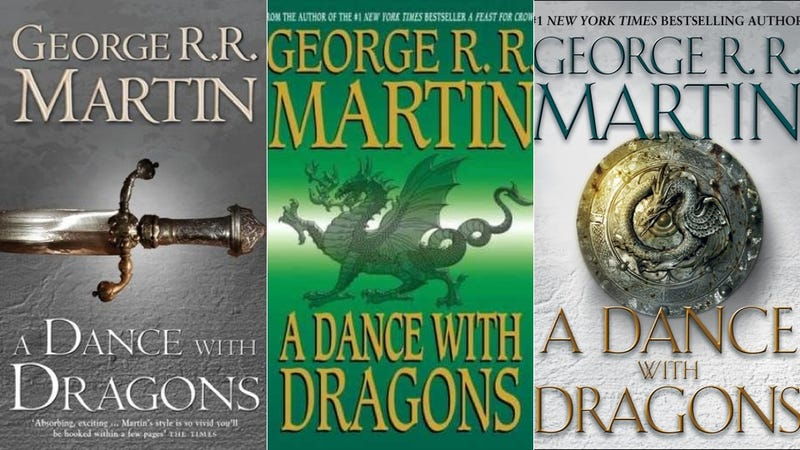 Illustration for article titled George R.R. Martin's A Dance With Dragons: Worth The Wait