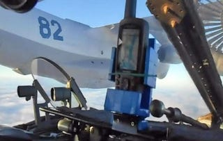 Illustration for article titled Check Out The Walmart-Grade GPS Systems In These Russian Attack Jets