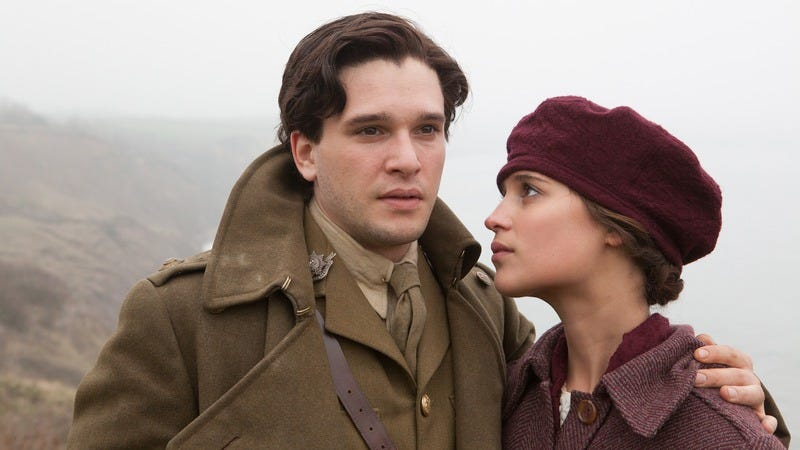 Illustration for article titled Famous wartime memoir Testament Of Youth gets a boring BBC adaptation