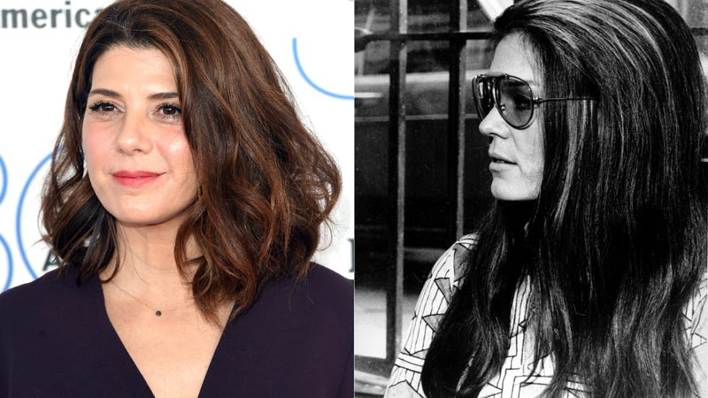 Illustration for article titled Marisa Tomei to Play Gloria Steinem in Mini-Series About Ms. Magazine