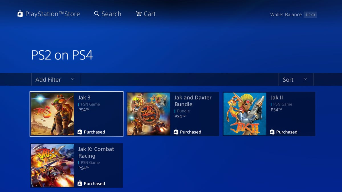 The PS4's Library Of PS2 Games Is Only Getting More
