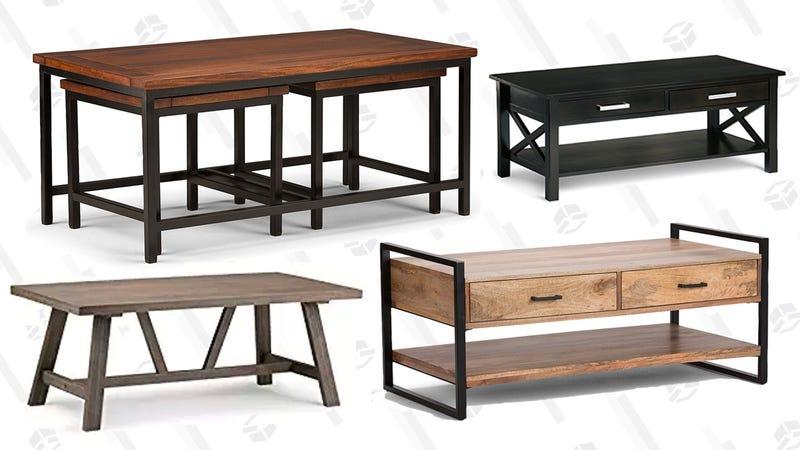 Simpli Home Coffee Tables | Amazon