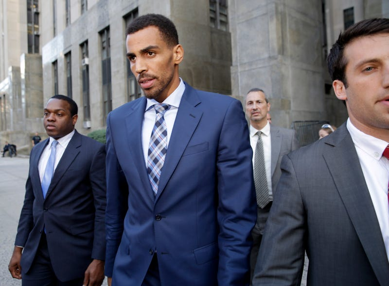 Illustration for article titled Thabo Sefolosha Found Not Guilty Of Resisting Arrest