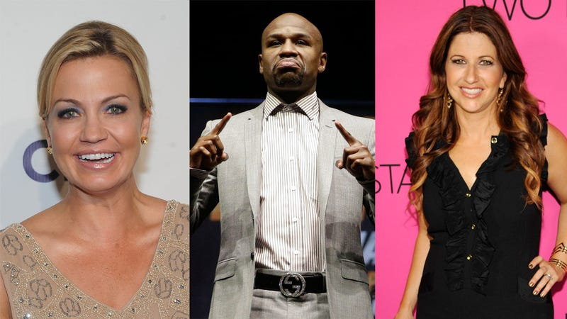 Illustration for article titled Floyd Mayweather Bans Michelle Beadle, Rachel Nichols From Covering Bout