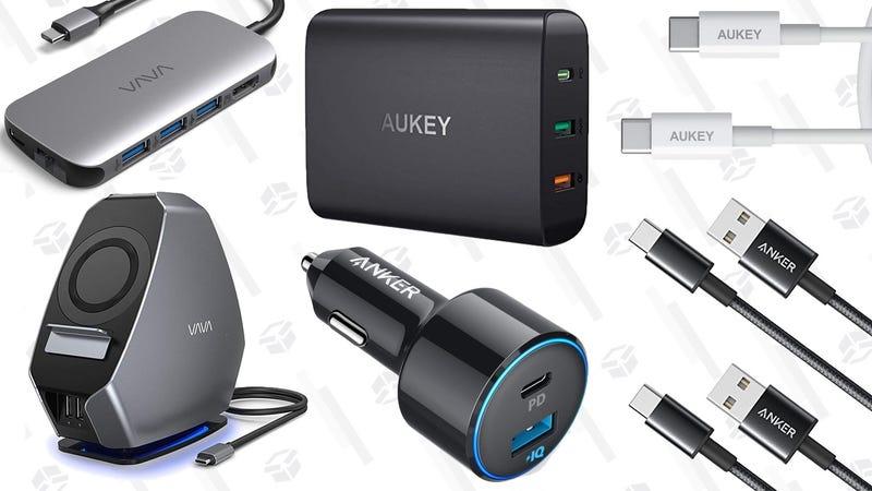 Ofertas en USB-C | AmazonGráfico: Shep McAllister