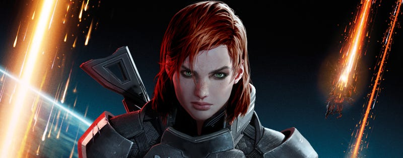Illustration for article titled His Sick Mother Wanted To Play Mass Effect, But Couldn't. So He Played For Her.