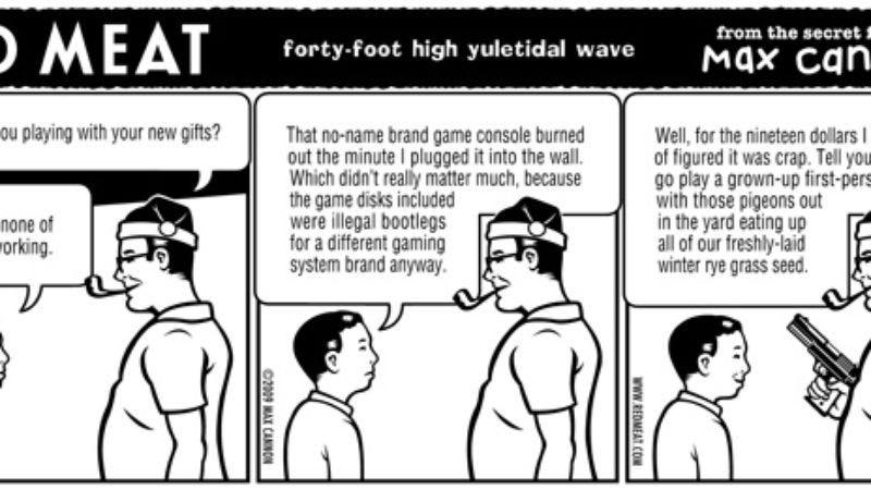 Illustration for article titled December 21, 2009