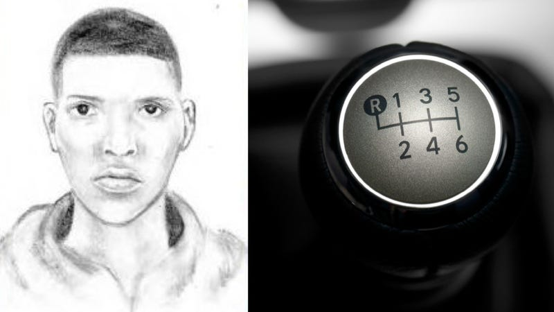 Illustration for article titled A Stick Shift Thwarted A Would-Be Carjacker For The Billionth Time
