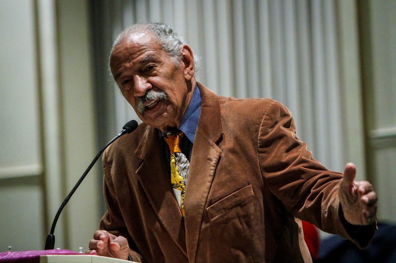 Rep. John Conyers  in 2016 (Sarah Rice/Getty Images)