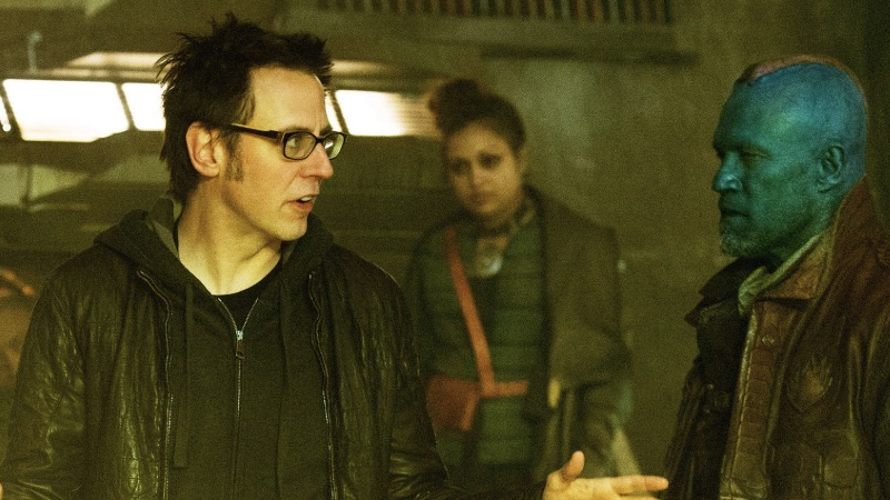 Holy Rocket Raccoon! James Gunn Is Back on Guardians of the Galaxy Vol. 3 [Updated]