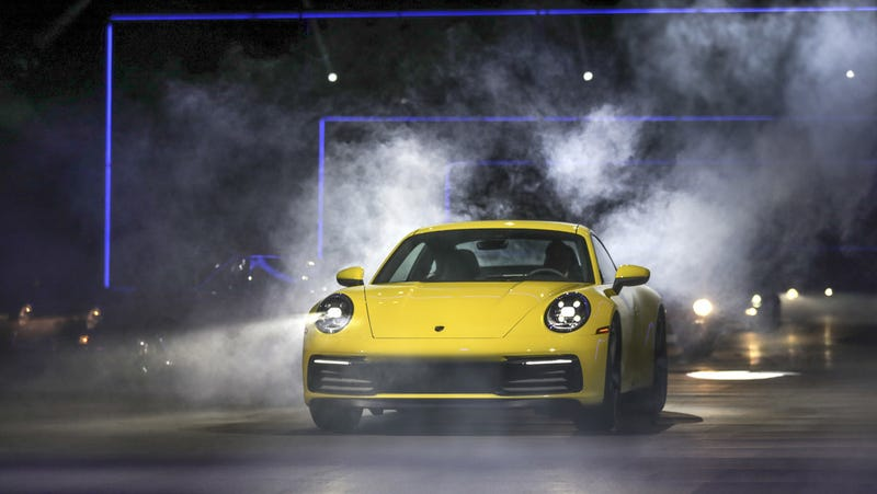 I Have a Radical Proposition for the 2020 Porsche 911