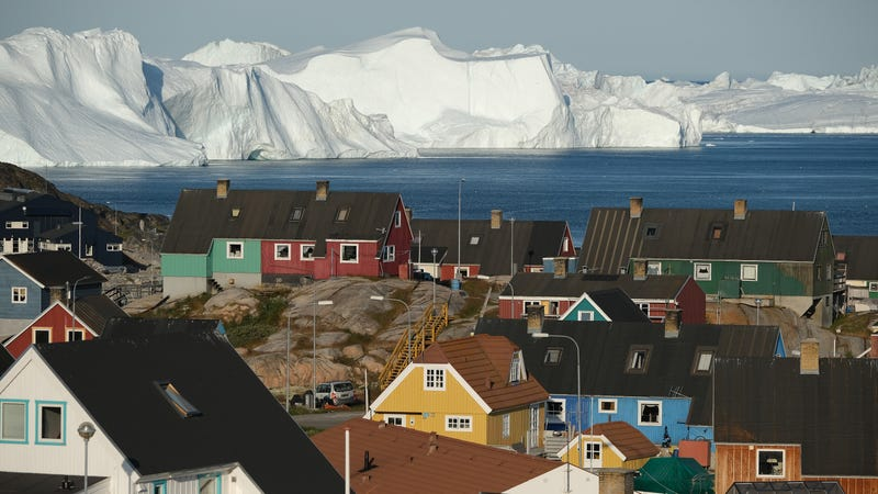 Illustration for article titled 'I Am Afraid': A First-Ever Poll Shows How Worried Greenlanders Are About Climate Change