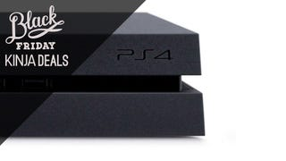 Illustration for article titled The $330 Black Friday PlayStation 4, and a PlayStation Plus Deal