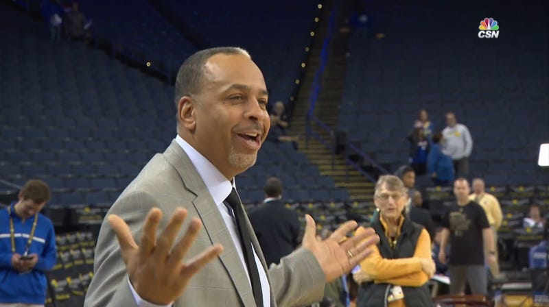 Illustration for article titled Dell Curry's Still Got It