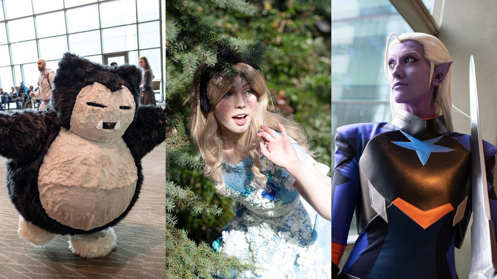 Our Favorite Cosplay From Emerald City Comic Con 2019