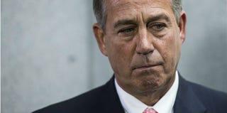 Speaker of the House John Boehner (Bill Clark/Getty Images)