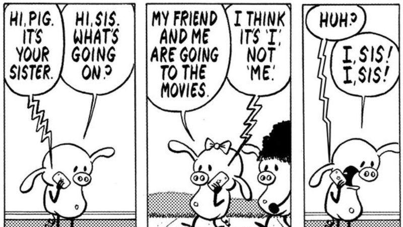 Cartoonist Stephan Pastis shares his censored Pearls Before Swine strip