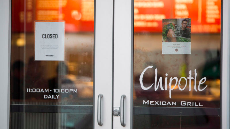 Illustration for article titled Another Chipotle Closes After Employees Get Sick—Is It Finally Qdoba's Chance??