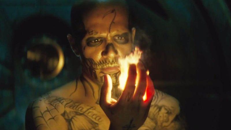 Jay Hernandez as El Diablo in Suicide Squad (2016)
