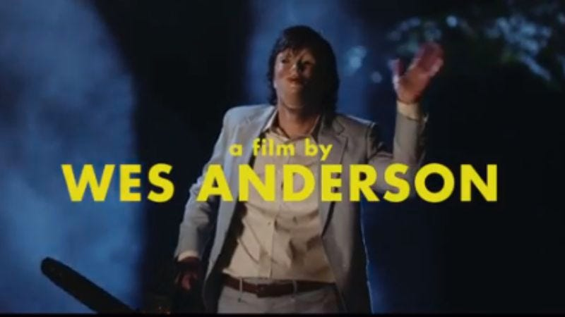 Illustration for article titled SNL made a trailer for a slasher movie directed by Wes Anderson, and it's pretty great
