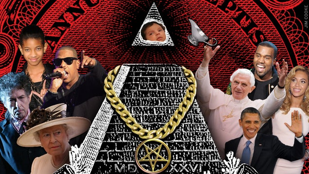 A Comprehensive Guide to the Illuminati, the Conspiracy Theory That Connects Jay-Z and Queen Elizabeth