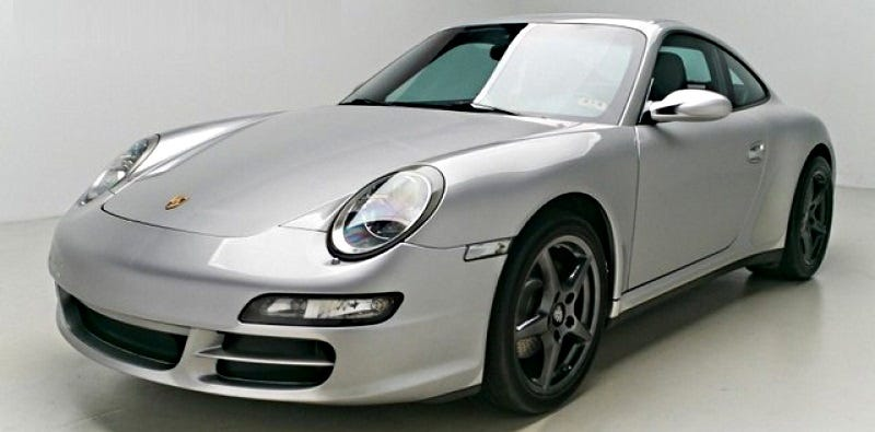 Illustration for article titled You Can Buy A Beautiful Porsche 911 Carrera For The Price Of A Camry