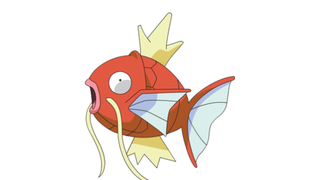Illustration for article titled Finding A Magikarp InPokémonGo Is Hilarious