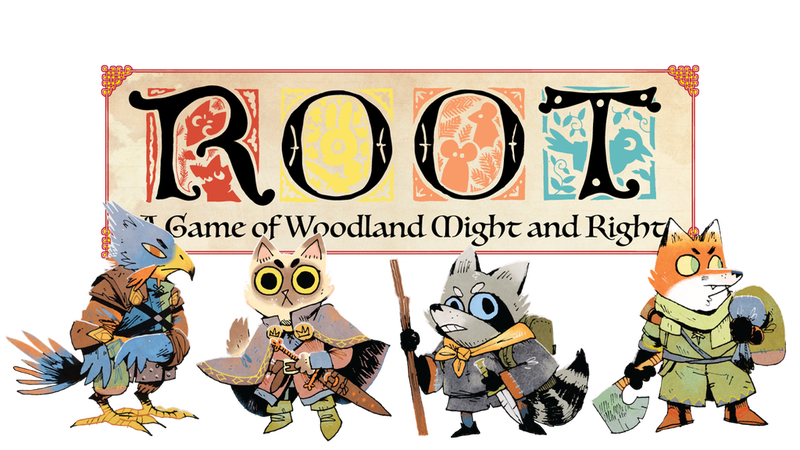 Illustration for article titled TAY Board Game Night: Root!