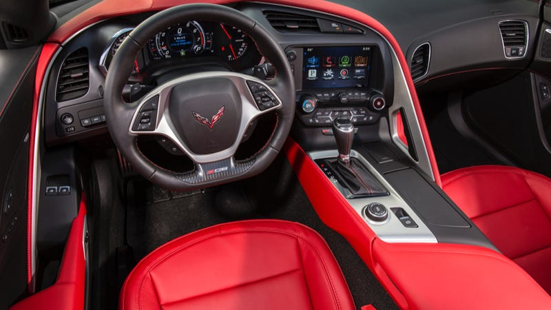 2015 Corvette Z06 A 650 HP AllAmerican Middle Finger To Euro