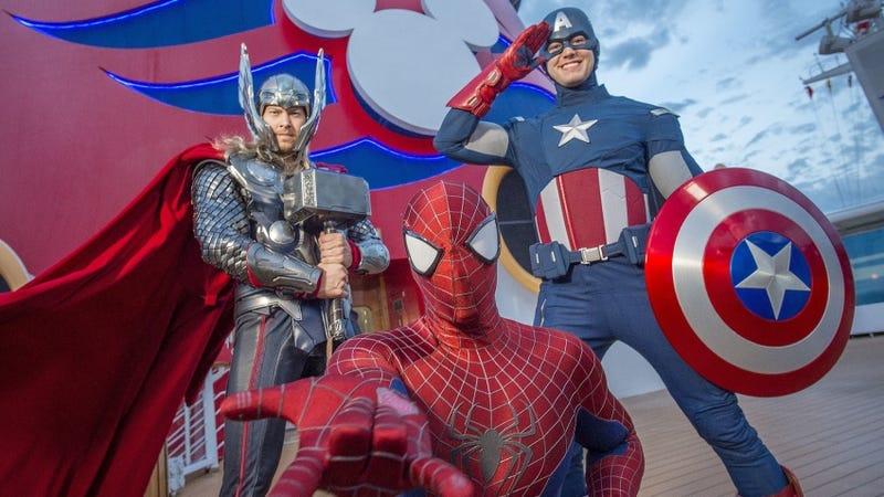 Credit: Disney Cruise Line