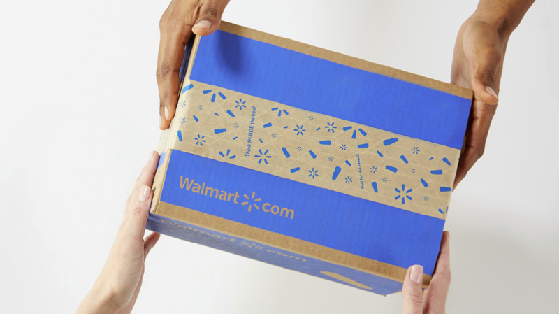 Illustration for article titled Walmart and Microsoft Team Up to Take Down Amazon