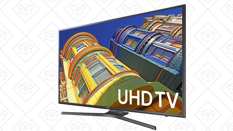 "Samsung 50"" 4K TV, $500 with code UHD50"
