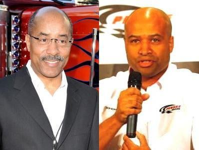 Ed Welburn (left) and Ralph Gilles.