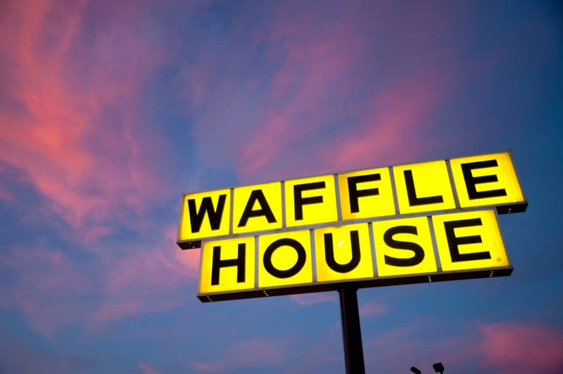 Wow--a Billion Waffles--This Demands the Waffle house Jam Session--Agree?
