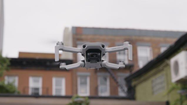 Drone Giant DJI Added to U.S. Blacklist