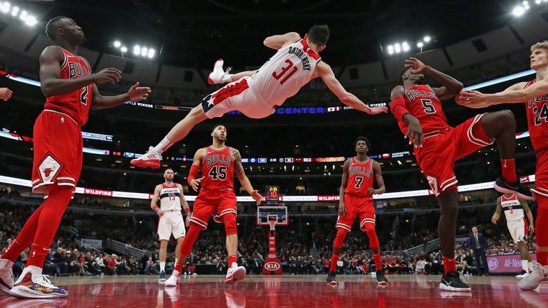 Photo credit: Jonathan Daniel/Getty Images