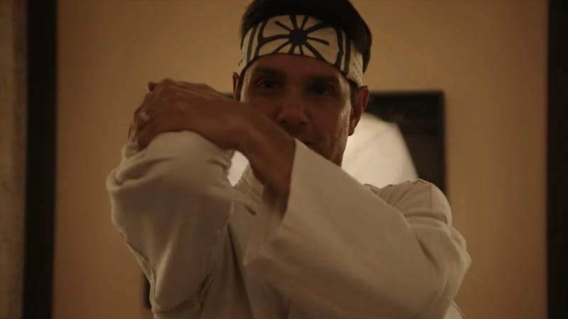 Ralph Macchio is bringing karate back to kids on May 2.