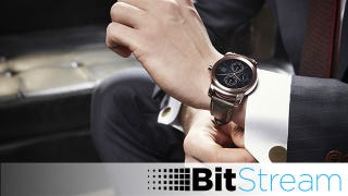 Illustration for article titled Is This the Best-Looking Round Android Watch Yet?