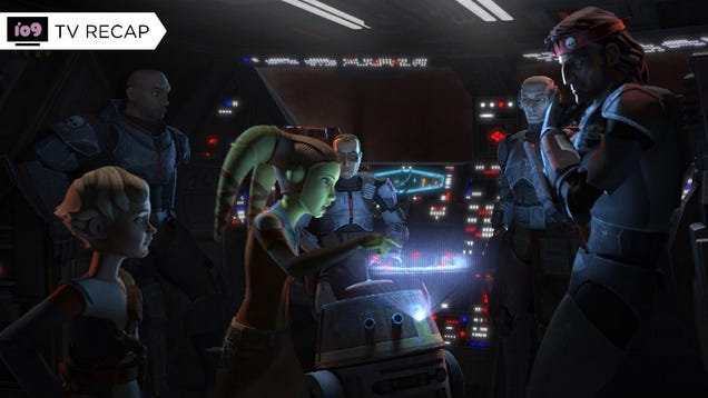 Star Wars: The Bad Batch Just Brought Everything Together