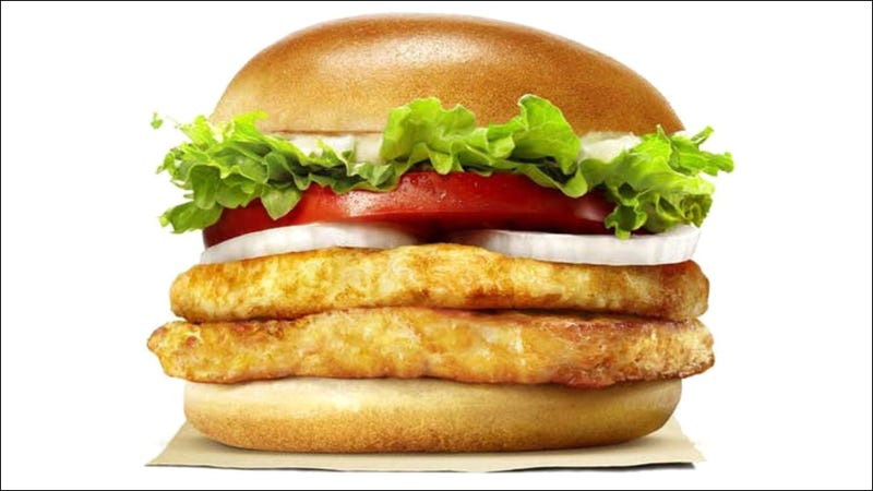 Illustration for article titled Burger King's Fried Halloumi Burger now in U.K., perhaps one step closer to America