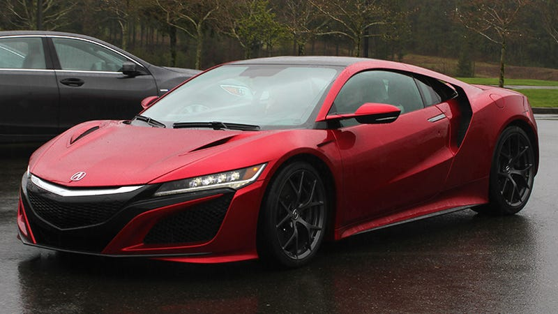 The New Acura NSX Constantly Reminds You That You're Not ...