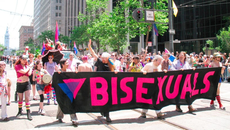 Illustration for article titled This Group Is Changing the Way We Think About Bisexuality